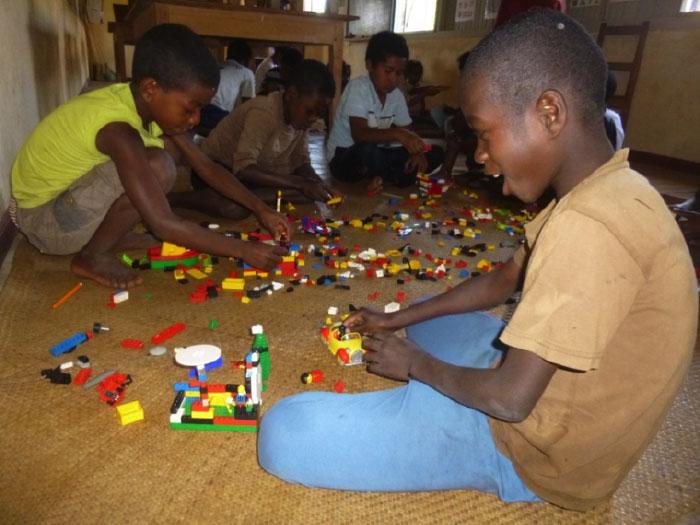 Parties de LEGO