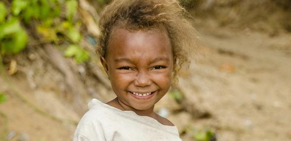 sourire enfant Madagascar
